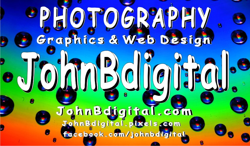 JohnBdigital business card